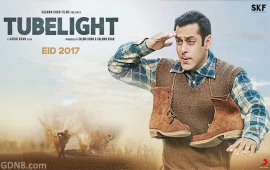 Tubelight Hindi Movie Poster