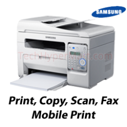 in addition to fax documents amongst repose using the SCX Download Driver Samsung SCX-3405FW