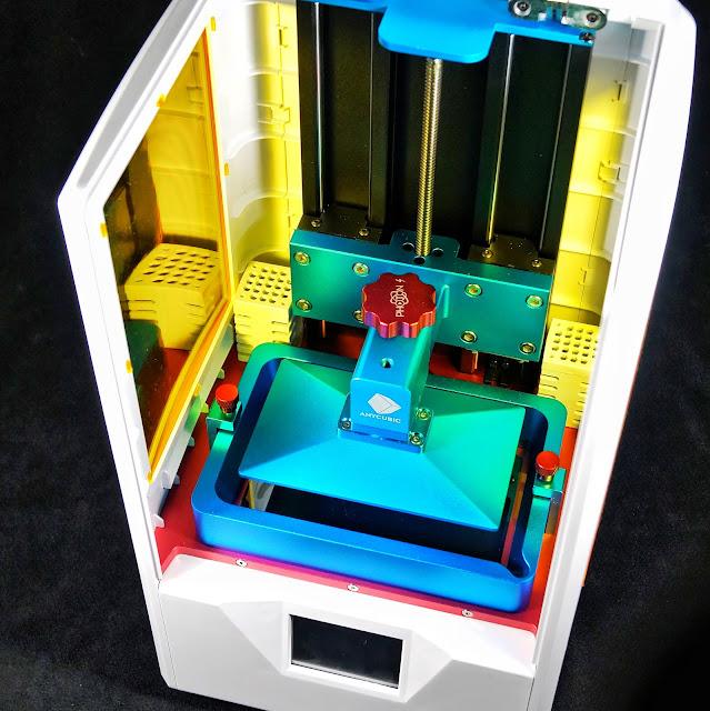 3D принтер Photon AnyCubic S
