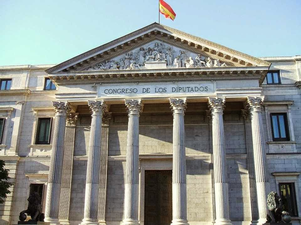 Cortes Generales, Congreso de los Diputados