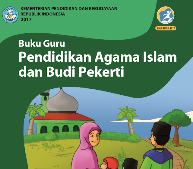 Buku Pendidikan Agama SD Kurikulum 2013 Revisi 2017