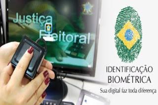 Justiça Eleitoral inicia em novembro cadastramento biométrico na região do Curimataú e Seridó