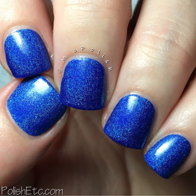 Nine Zero Lacquer - ROY G BIV Collection - McPolish - Wavelength