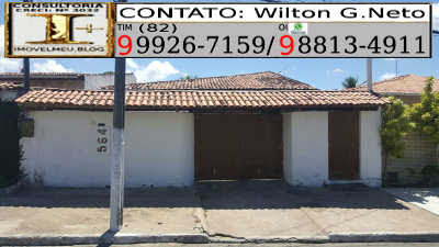fachada-Casa, venda, Maceió-AL,Conj. Res. Jardim Petrópolis 1