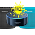 Live Again - FREE Amazon Echo Dot With Every Bose Speaker You Buy