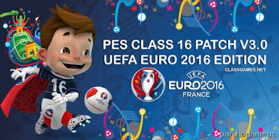 Download patch pc Pes 2016 uefa euro 2016