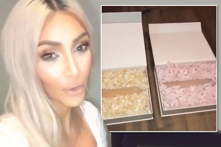 Kim's Latest Perfume Was Inspired By Paris Robbery