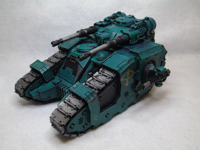 Sons of Horus 30k sicaran colours