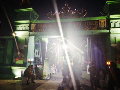 Lampung Fair 2018, Pemkab Lampung Timur Promosikan Festival Way Kambas XVIII
