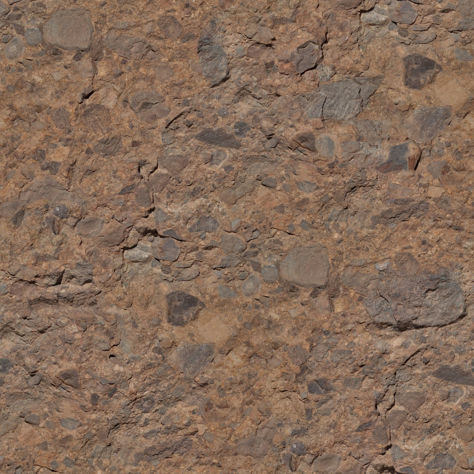 High Resolution Seamless Textures Rock Face Texture