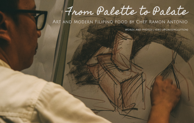 "Marco Polo Manila Fuses Art and Modern Filipino Food with ""From Palette to Palate"""
