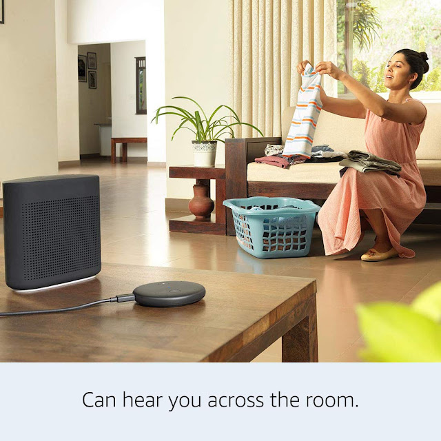 Echo Input Now Available To Buy On Amazon India - Make Your Ordinary Speakers Smart.