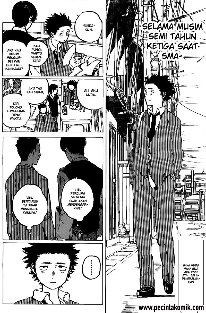 Koe no Katachi Chapter 05-3