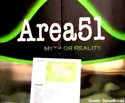 Curator of The National Atomic Testing Museum Discusses Area 51 Exhibit