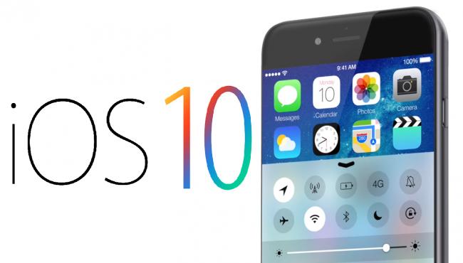 ios 10 güncelleme beta