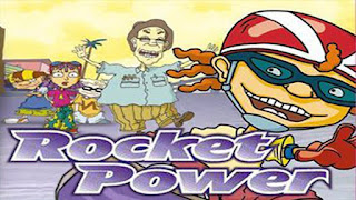 Rocket Power A Ilha da Diversão