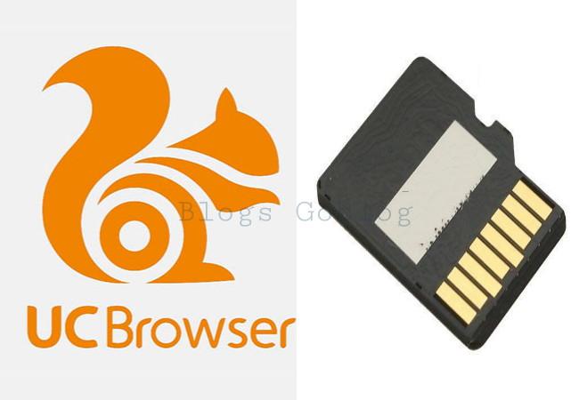 Cara Mengubah Penyimpanan Download di UC Browser Ke Sd Card Terbaru