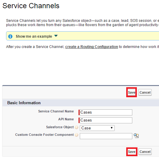 Infallible Techie: Omni-Channel in Salesforce