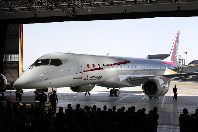 Mitsubishi Regional Jet (MRJ) Press Release