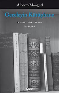 Bodoslamadan Kitap: Alberto Manguel - Geceleyin Kütüphane