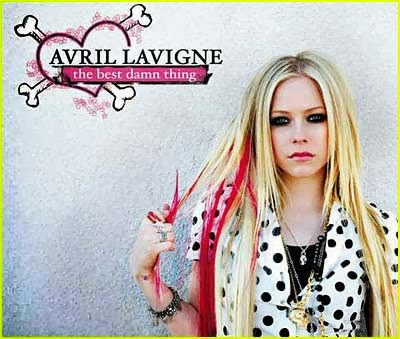 Download + Lirik Avril Lavigne Girlfriend