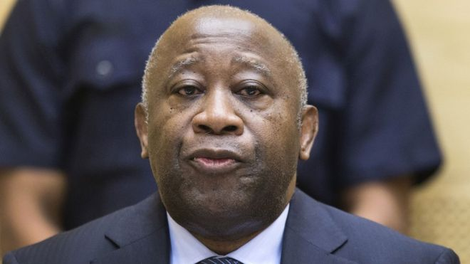 BREAKING: ICC Releases Ex-Ivory Coast President Gbagbo