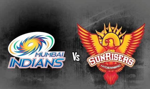 SRH vs MI Dream11 Predictions & Betting Tips, IPL 2018 Today Match Predictions