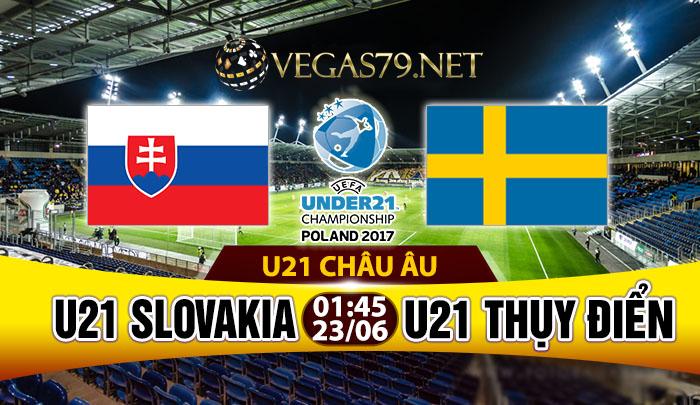 Nhận định, soi kèo nhà cái U21 Slovakia vs U21 Thụy Điển