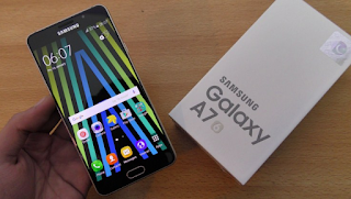 Review Samsung Galaxy A7