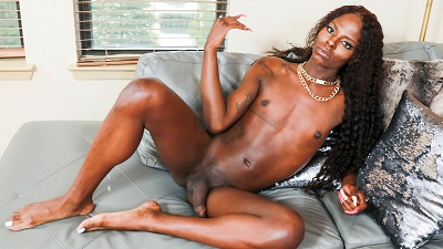 Black-tgirls – Cumshot Thursday: Nyla Banx!