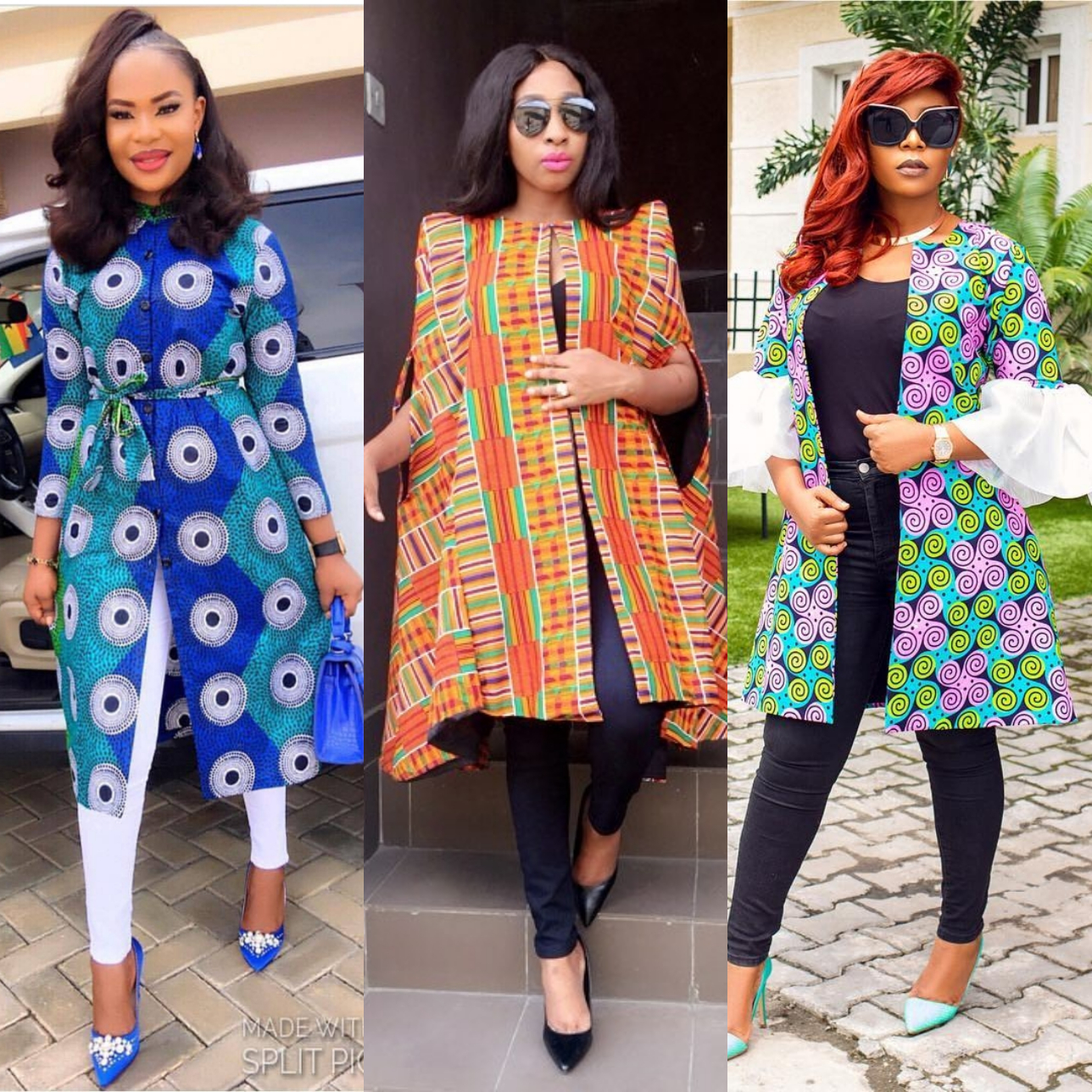 Trending Wow These Beautiful Ankara Jacket Styles Are Lovely