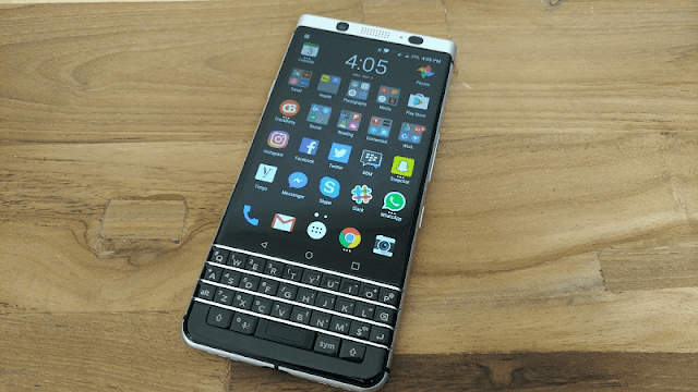 smartphone flagship dari blackberry