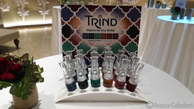 trind cosmetics - winter in new delhi