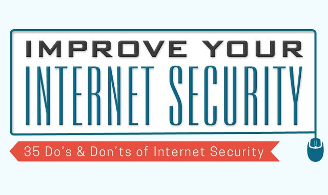 Improve Your Internet Security