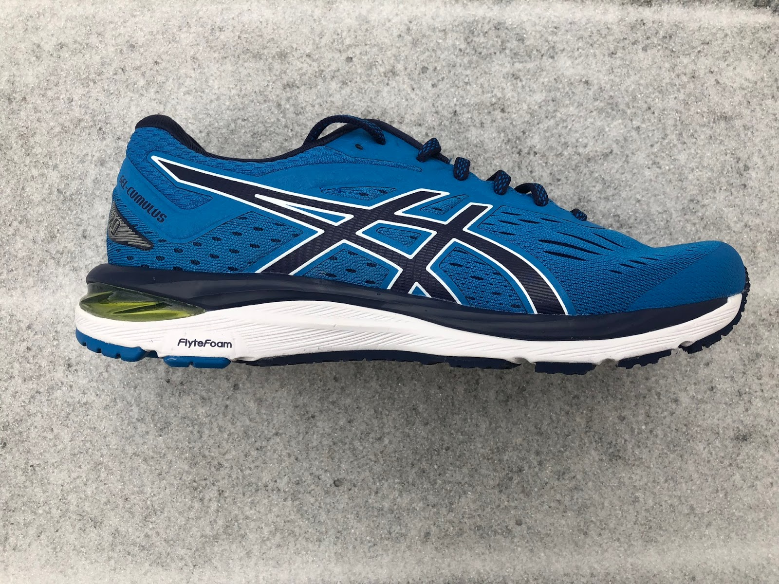 Road Trail Run: ASICS Gel Cumulus 20 Initial Review: Solid ...