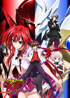 High School DxD New (2° Temporada) – Todos os Episódios