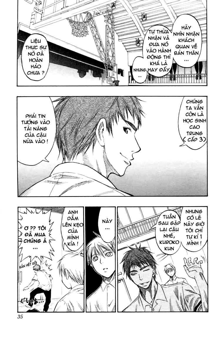 Kuroko No Basket chap 054 trang 9