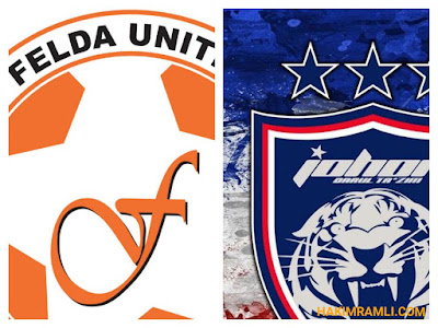 Live Streaming Felda United vs JDT FC Liga Super 28 September 2017