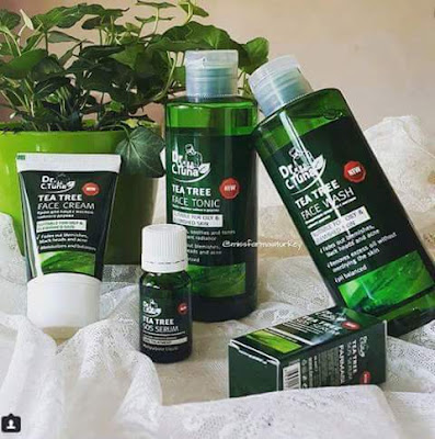 Farmasi Çay Ağacı Sivilce Ürünleri