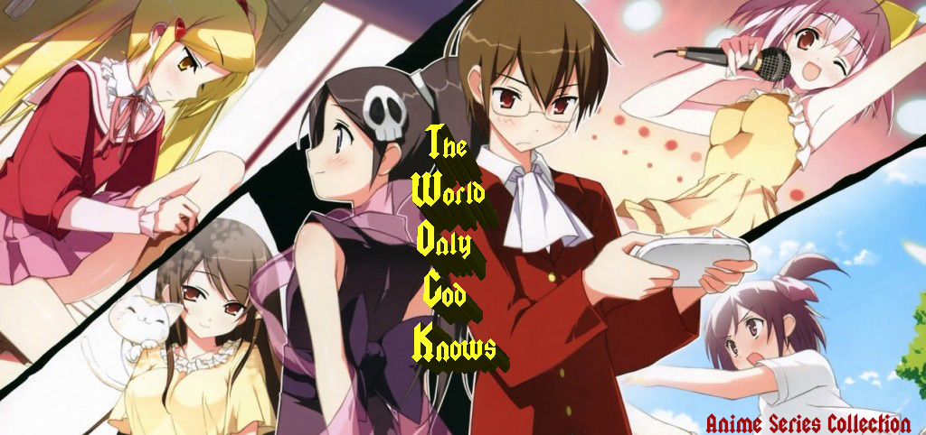 The world god only knows season 3 episode 4