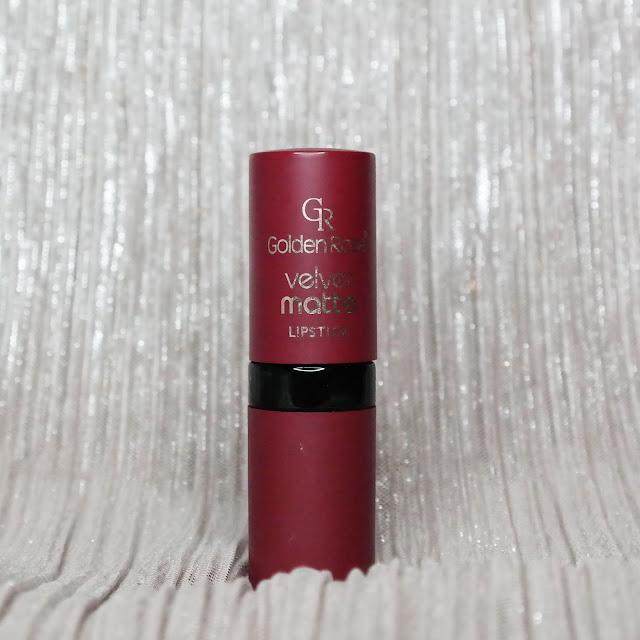 Szminka Golden Rose Velvet Matte Lipstick