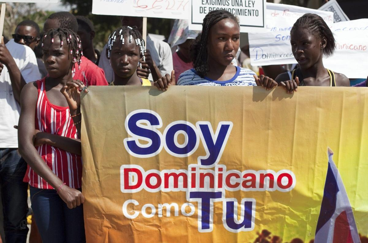 i am dominican in spanish