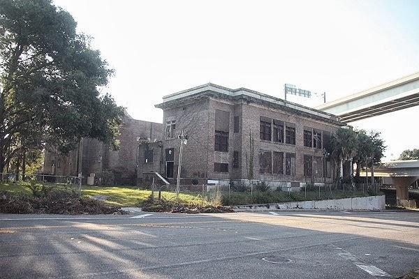 Photos Of Jacksonville Florida S Infamous Quot Haunted Quot School Number Four