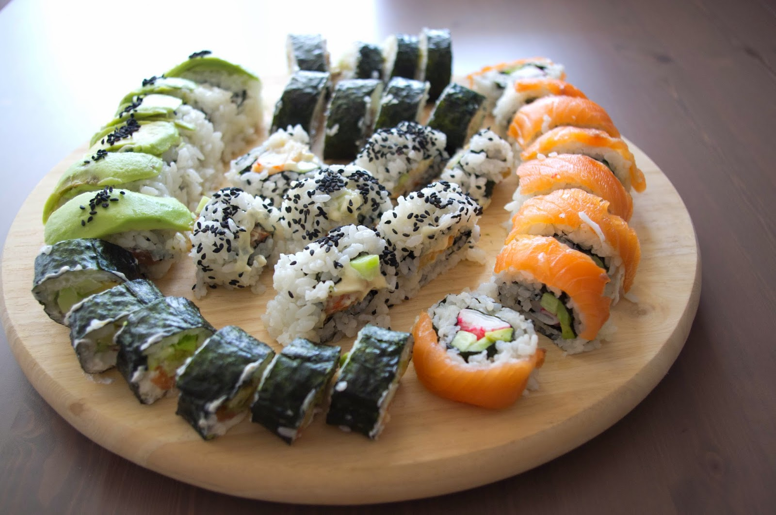 http://mojemenu.blogspot.com/2014/09/uczta-sushi.html