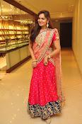 Aswhini latest sizzling half saree pics-thumbnail-19