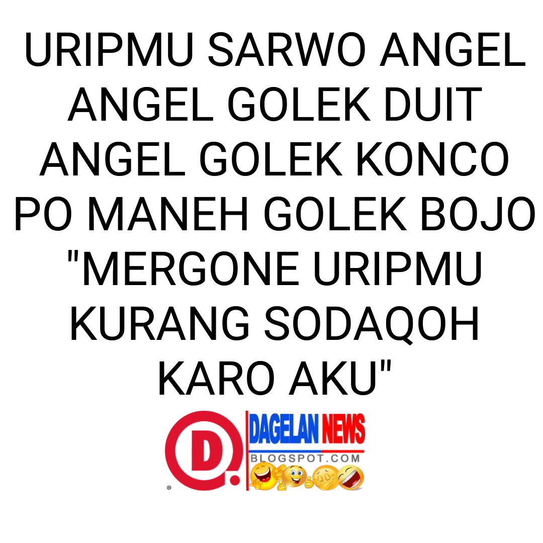 Gambar Lucu Unik Boso Jowo Update Status