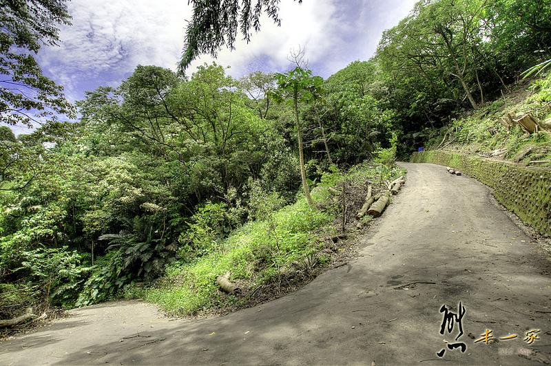 鳥瞰桃園盆地景點 五十份山登山步道