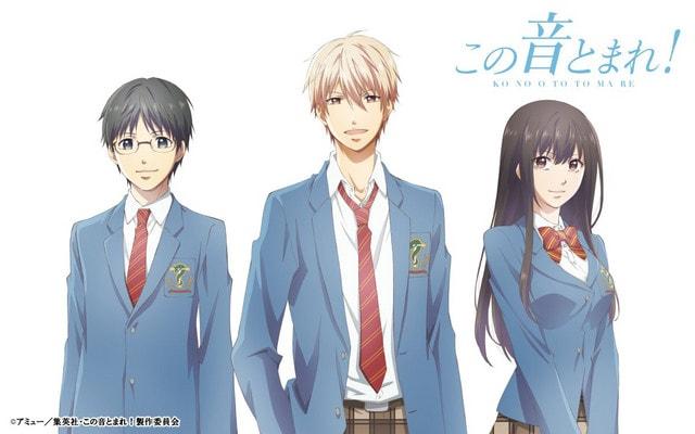 Kono Oto Tomare Ungkap Tanggal Tayang Animenya 6 April nanti