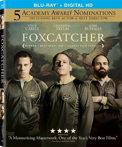 Foxcatcher 2014 Dual Audio BRRip 480p 400Mb x264