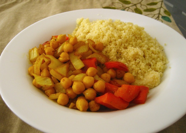 To the Amazigh or Berber people spices are very important to every couscous dish.